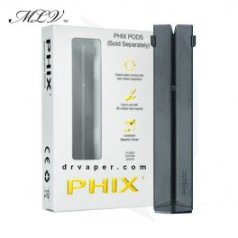 MLV - PHIX POD SYSTEM ام ال في - فيكس جهاز وشاحن