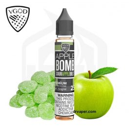 VGOD - Apple Bomb SaltNic في قاد - تفاح بومب سولت نك