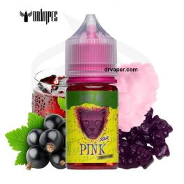 DRVAPES - Pink Sour SALTNIC دكتور فيبس - بينك بانثر حامض وحلو سولت نك